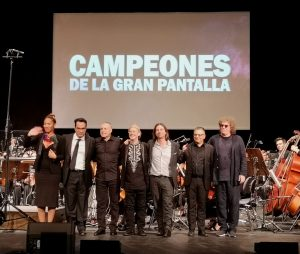FIMUCITÉ 13 - Concert 'Champions of the Silver Screen' - Family Picture