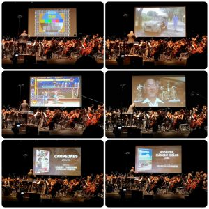 FIMUCITÉ 13 - Concert 'Champions of the Silver Screen' - Overture