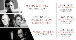 Games Music Festival 2019 - Master classes