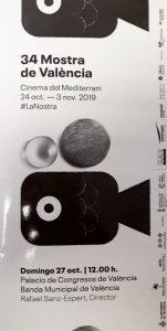 Concierto de cine en la '34 Mostra de Valéncia – Cinema del Mediterrani' - Portada Programa
