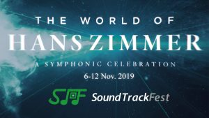 SoundTrackFest se va de gira por Europa con 'The World of Hans Zimmer - A Symphonic Celebration' - Noviembre 2019