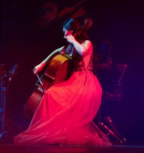 Tina Guo - Interview - Playing Classical Cello