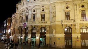 Concert 'Film!' - 130th Anniversary of Arriaga Theatre (Bilbao) - Outside