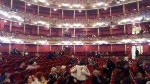 Concert 'Film!' - 130th Anniversary of Arriaga Theatre (Bilbao) - Stalls