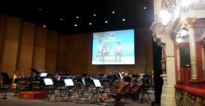 Concert 'Film!' - 130th Anniversary of Arriaga Theatre (Bilbao) - Stage