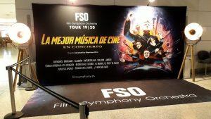 FSO 2019-2020 Tour - La Mejor Música de Cine en Concierto - Valencia - Photocall