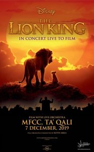 The Lion King (2019) in Concert - Live-to-Film - Poster