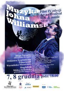 CONCERT - John Williams' Film Music with Diego Navarro