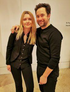 Jean-Michel Blais - Interview - Stella Lungu & Jean-Michel Blais