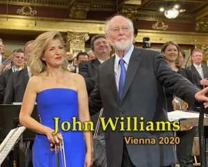 Deutsche Grammophon releases the concert 'John Williams - Live in Vienna'