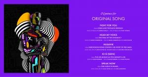 Oscars 93rd edition - Nominees - Original Song