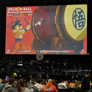Dragon Ball Symphonic Adventure - Madrid 2020 - Concert Summary