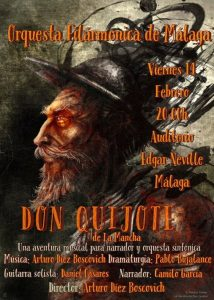 Don Quixote - Concert Summary