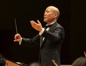 Joe Hisaishi with the Melbourne Symphony Orchestra - February 2020