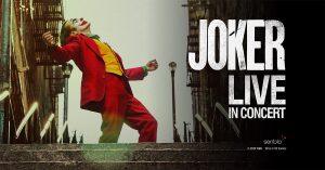 'Joker - Live in Concert' - Banner