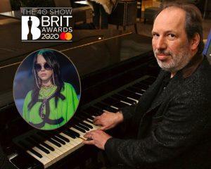 Hans Zimmer y Billie Eilish actuarán esta noche en los BRIT Awards 2020