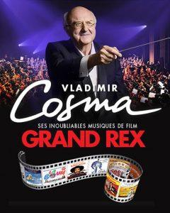 Vladimir Cosma in Paris - April 2020
