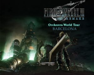 Final Fantasy VII Remake - Orchestra World Tour - Barcelona 2020