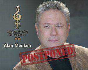 Hollywood in Vienna 2020 - Alan Menken - Pospuesto a 2021