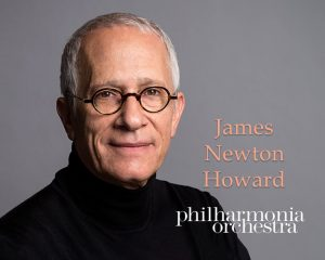 James Newton Howard in concert in London in 2021