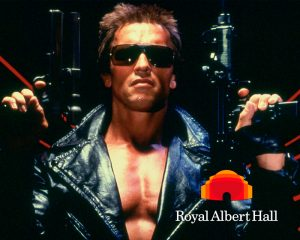 Terminator Live con el compositor Brad Fiedel - Royal Albert Hall