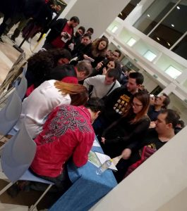 Video Games Live & Interview with Tommy Tallarico - Murcia 2019 - Signing session