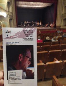 Volver - The music of Alberto Iglesias for the movies of Pedro Almodovar - Gran Teatro Falla