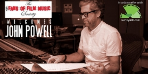 Fans of Film Music 2020 - 11ª edición - John Powell [ONLINE]