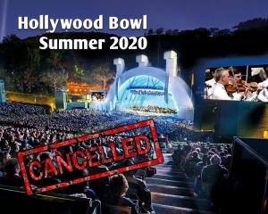 Hollywood Bowl - Temporada de verano de 2020 [CANCELADA]