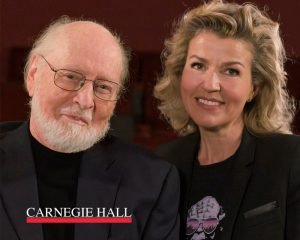 John Williams y Anne-Sophie Mutter - Nueva York 2021 - Concierto y Gala