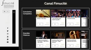 'Canal FIMUCITÉ' premieres with the compilation of the best videos in the history of the festival