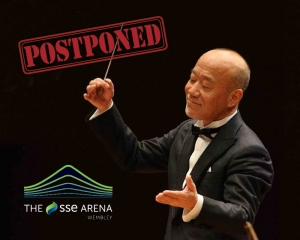 Joe Hisaishi's concerts in the UK in 2020 [POSTPONED TO 2021]