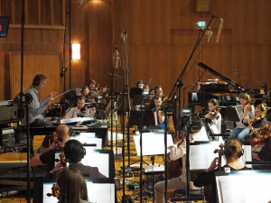 Centurion XII - Arturo Cardelús - Recording Session - Synchron Stage Vienna