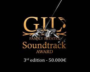 3ª Edición del concurso internacional de bandas sonoras - Gil Soundtrack Award 2020