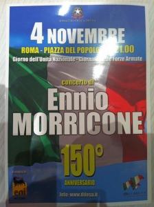 Cartas a Ennio Morricone - SoundTrackFest - Gor Martínez - Poster