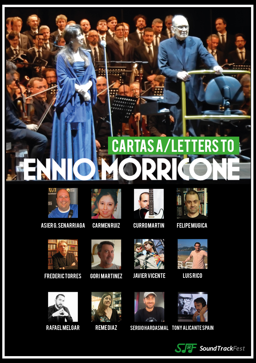 Letters to Ennio Morricone - SoundTrackFest