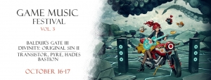 Games Music Festival - 3rd Edition - Dates and concerts announced