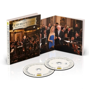 JOHN WILLIAMS - Live in Vienna - Deluxe Edition (CD Audio + Blu-ray Disc)