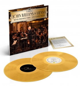 JOHN WILLIAMS - Live in Vienna – Limited Golden 2 LP