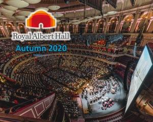 Royal Albert Hall - Conciertos en otoño de 2020