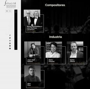FIMUCITÉ 14 - Fimucité Film Scoring Academy - Participants