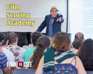 FIMUCITÉ 14 - Fimucité Film Scoring Academy