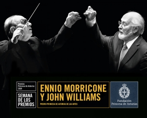 Princess of Asturias Awards 2020 - Ennio Morricone & John Williams - Events