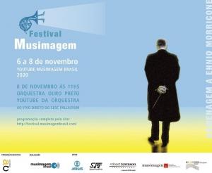 Festival Musimagem Brasil 2020 - Dates announced