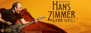 Hans Zimmer Live - Europe Tour 2021 [POSTPONED to 2022]