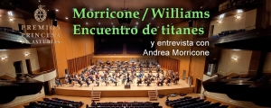 Princess of Asturias Awards 2020 – Encounter of Titans – Andrea Morricone (15 October 2020)