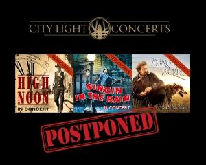 City Lights Concerts - November & December 2020 concerts postponed