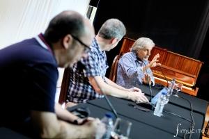 FIMUCITÉ 14 - Film Scoring Academy - Ivan, Gorka, Manel