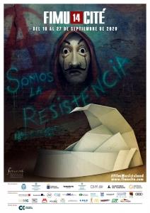 FIMUCITÉ 14 - Festival Summar - Poster