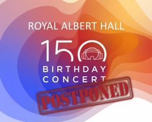 Royal Albert Hall - 150th Birthday Concert - David Arnold's 'A Circle of Sound' [POSTPONED]